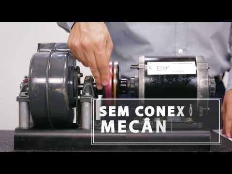 Acoplamento Magnético MagnaDrive Vortex | TOP Componentes