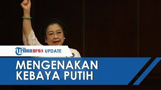 Penampilan Megawati dan Puan Maharani saat Hadiri Acara Pelantikan Presiden dan Wakil Presiden 2019