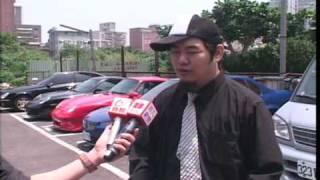 Dj Jerry interview 羅百吉受非凡新聞才訪跑車