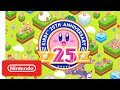 Download Youtube: Kirby 25th Anniversary Trailer