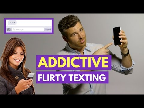 3 Flirty Texting Secrets That Make Him Addicted to You