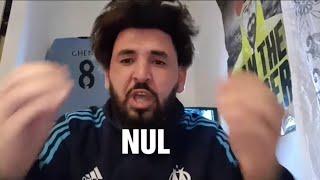 PSG VS OM 3-0 DEBRIEF (ROLANDO T ES TRÈS NUL) J EXPLOSE MA TV