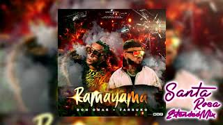 Don Omar, Farruko   Ramayama (DJ Santa Rosa Extended Mix)