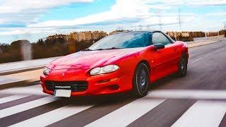Mi Nuevo Coche Es Ridiculo! +300cv Enorme V8 Y Economico | Chevrolet Camaro