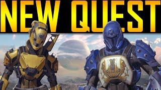 Destiny - REFER-A-FRIEND QUEST!