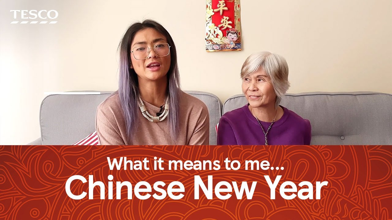 How We Celebrate: Chinese New Year
