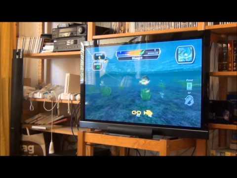 shimano xtreme fishing wii ebay