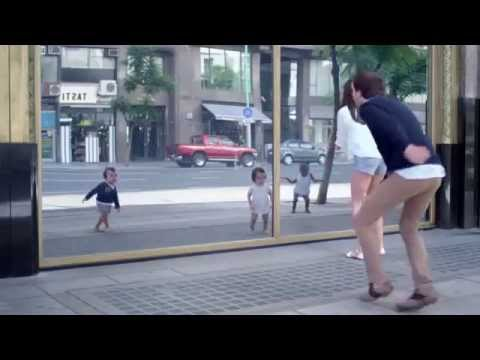 Evian baby dance – New Funny Video ( Here comes the hotstepper – Healthy Living )