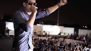 Dyland & Lenny - Pégate Más (LIVE in Ecuador) HD