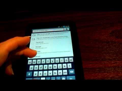Samsung Galaxy Tab 7 WiFi (GT-P1010) Reset Issue