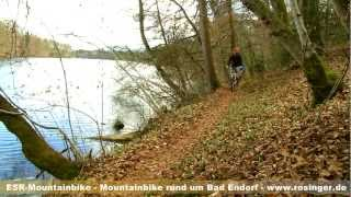 preview picture of video 'Mountainbike am See ... Teil 3'