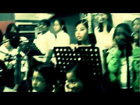 HIJAU 2010 - aLi feat. KL Childrens Choir