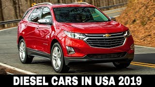 9 Diesel Cars and Crossovers to Buy in the USA (2019 Buying Guide)