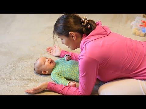 Развивающие занятия для детей до 3 месяцев: РАЗВИВАЕМ СЛУХ