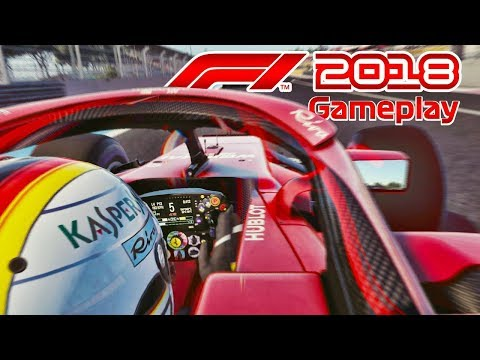 F1 2018 GAMEPLAY: Paul Ricard Circuit (No Assists, Ultimate AI & Simulation Damage + Crashes)