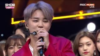 [ENG SUB] 161019 BTS Blood Sweat & Tears 1st Win