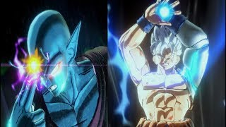 #5 Bonds Between Master And Student/Future New Dragon Ball (Dragon Ball Z: Future Parallel World 2)