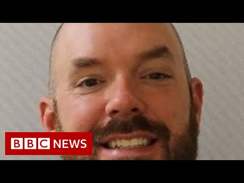 Tribute to US Capitol attack victim police officer Billy Evans - BBC News