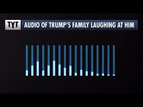 AUDIO: Trump's Family Laughs At Him