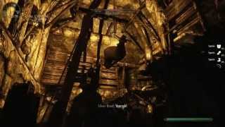 Skyrim Lets Play, Role Play with Mods: Episode 8, I new he smelt like wet dog for a reason...