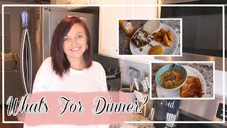 WHAT'S' FOR DINNER 🧀🥕🥣 | BUDGET FRIENDLY DINNER IDEAS | EASY MEAL IDEAS | 2020