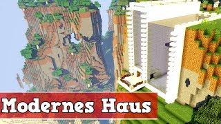 Minecraft Modernes Haus Bauen Deutsch Vid - Minecraft coole hauser bauen deutsch