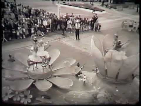 Bendigo Easter Fair Procession – 1970