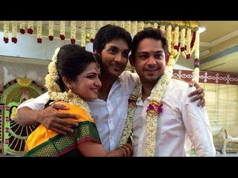 Vijay TV Anchor Divyadarshini Wedding Reception | Ramya, Subbu