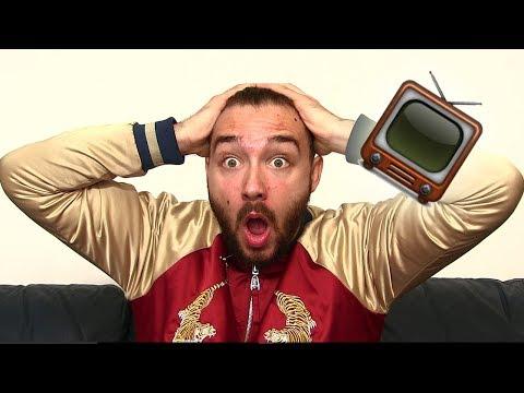 MON EMISSION DE TELEVISION !