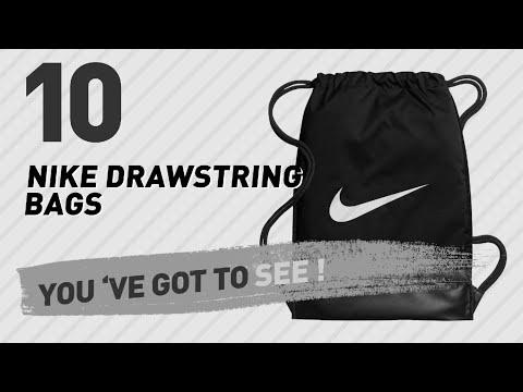 Nike Drawstring Bags, Top 10 Collection // Nike Store UK