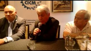 preview picture of video 'El Obispo de San Justo tuvo su primer contacto con dirigentes matanceros'