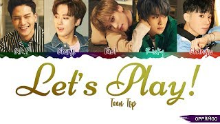 Teen Top - Let's Play!