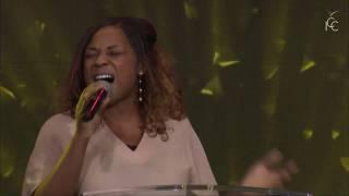 "Video thumbnail of ""HOSANNA/ TU ES ÉLEVÉ/ MAJESTÉ/ TU ES L'ALPHA/ J'AI BESOIN DE TOI   Impact Gospel Choir -Sylvie Tagbo"""