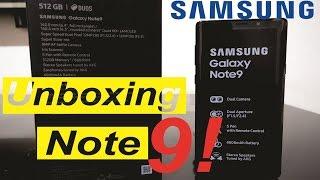 PROMO Samsung Galaxy Note 9 RAM 6 GB ROM 128 GB SEIN - Midnight Black - Hitam