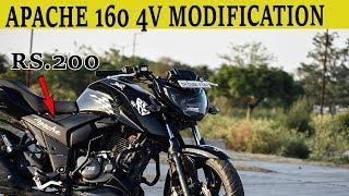 rtr 160 4v black modified - Thủ thuật máy tính - Chia sẽ