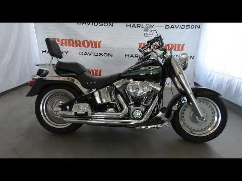 2008 Harley-Davidson Fat Boy FLSTF
