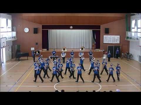 TOHO MARCHING BAND(名東警察交通安全教室・引山小学校)