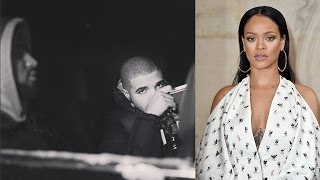 Drake Posts CRYPTIC Message After Rihanna Split