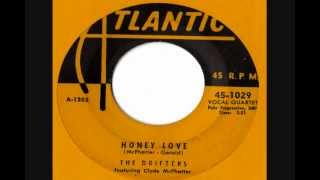 The Drifters Feat. Clyde McPhatter - Honey Love (1954)