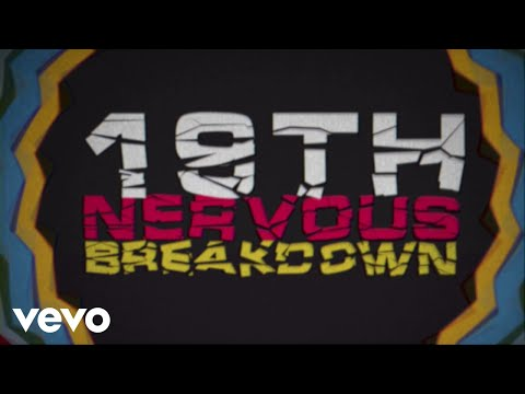 The Rolling Stones - 19th Nervous Breakdown (Official Lyric Video)