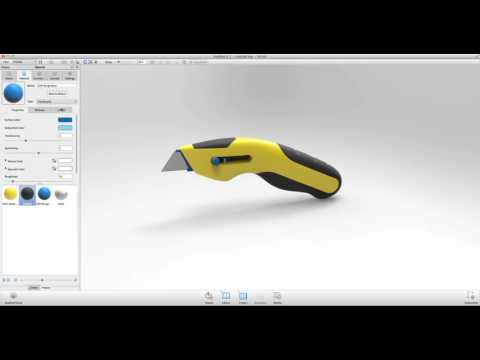 Fusion 360 - Keyshot Integration