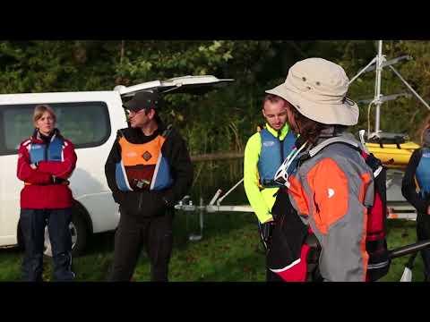 Balade en kayak dans les marais du Cotentin Bessin