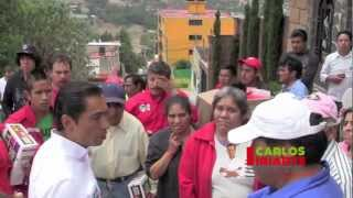 preview picture of video 'Carlos Iriarte en Zacamulpa, Huixquilucan'