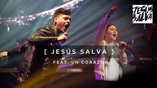 Jesús Salva - Marcos Witt feat. Un corazón EN VIVO (Video Oficial)