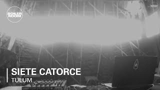 Siete Catorce Boiler Room Tulum x Comunite DJ Set