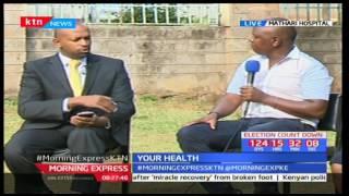 Morning Express: Celebrating World Health week
