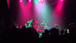 Disgorge - Exhuming the Disemboweled [Live @ the Gramercy Theatre, NY - 10/06/2013]