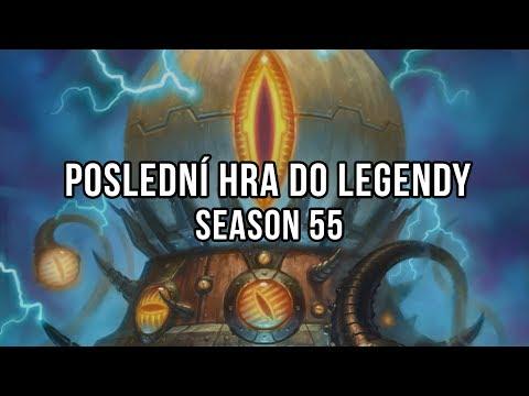 Poslední hra do legendy - Season 55