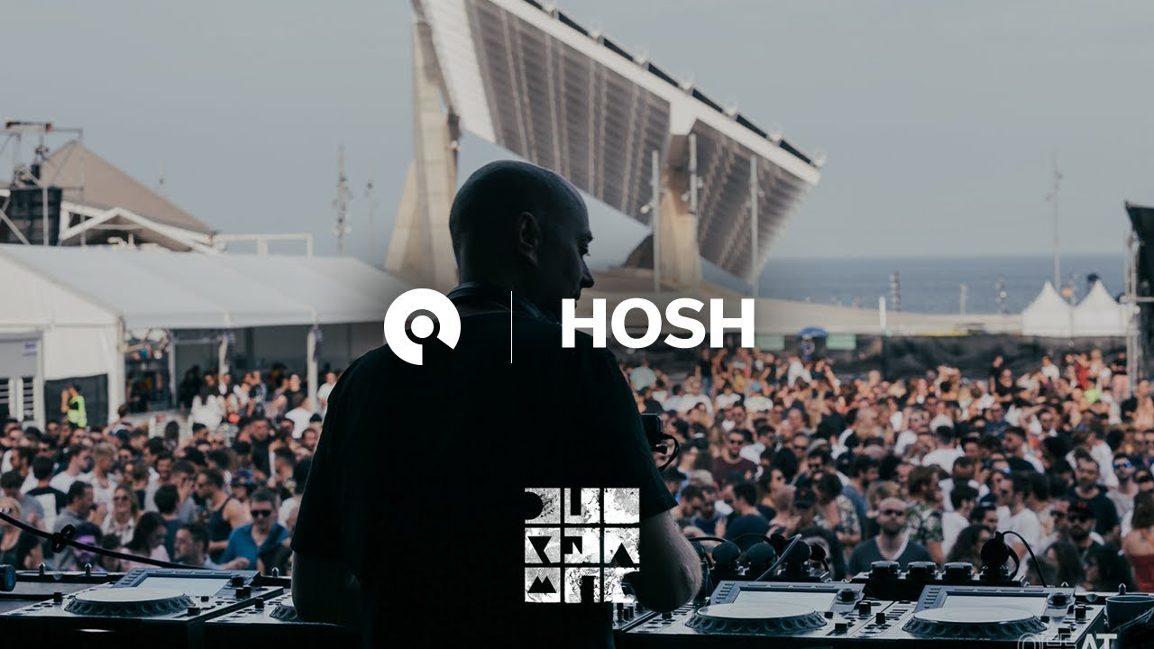 H.O.S.H. - Live @ Diynamic Outdoor Off Week 2018