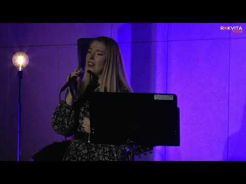 Agata Wojtal z zespołem KONCERT